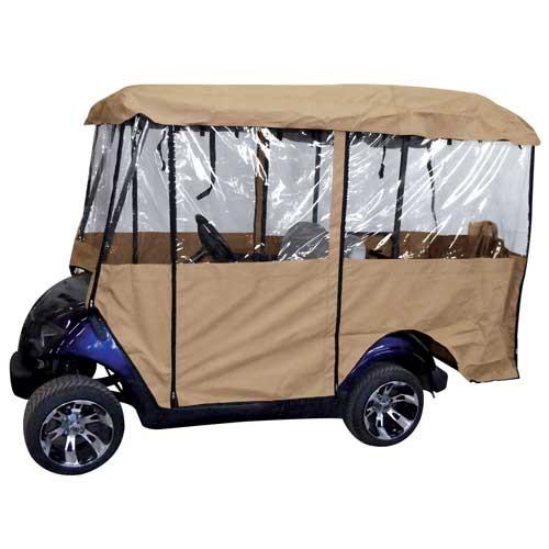Golf Cart Enclosures for Club Car, EZGO & Yamaha Enclosures For Club Car Ds Golf Cart on 2008 precedent club car golf cart, yamaha golf cart covers for club cart, hard covers for club car golf cart, red dot enclosures golf cart,