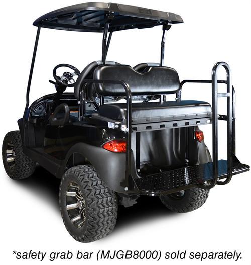 Golf Cart Rear Seat Kit from Madjax - Genesis Back Seat Kits Madjax Golf Cart Parts on e-z-go golf cart parts, club car golf cart parts, jake's golf cart parts, franklin golf cart parts, yamaha golf cart parts, nivel golf cart parts,