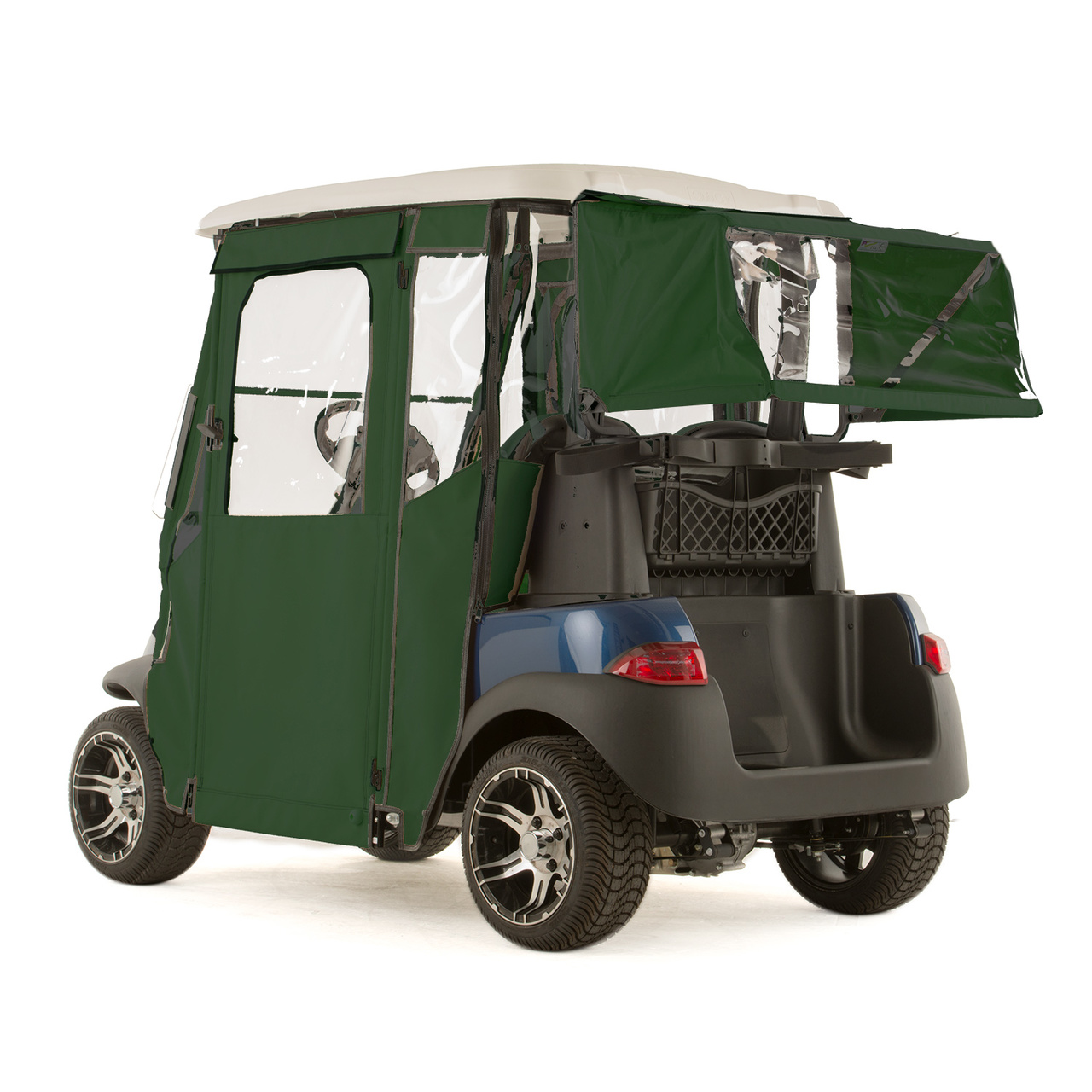 Club Car Precedent Quot Door Lux Quot 3 Sided Sunbrella Door Works
