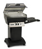 Broilmaster H4PK1N Medium Deluxe Gas Grill with Cart Base - Natural Gas