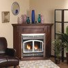 "White Mountain Hearth EMBF1SC 32"" Standard Mantel in Cherry"