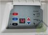 Amana PTH094G35AXXX 9000 BTU PTAC Air Conditioner with Heat Pump - 20 Amp; 265 Volt