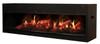 Dimplex VF5452L Opti-V Duet Wall Mount Virtual Fireplace