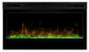 "Dimplex BLF3451 Prism Series 34"" Wall-Mount Linear Electric Firebox"