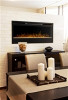 "Dimplex BLF50 Synergy 50"" Wall-Mount Landscape Electric Firebox"