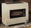 Empire Comfort Systems RH-65B 65,000 BTU Visual Flame Vented Room Heater/Blower