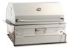 "Fire Magic 12-S101C-A Legacy 24"" Built-In Charcoal Grill"