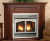 """White Mountain Hearth VFR32SCHP 32"""" Arch Doors in Hammered Pewter"""