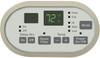 General Electric AJCQ10DCG Energy Star 9,900/10,100 BTU Thru-the-Wall Room Air Conditioner