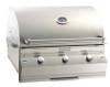 "Fire Magic C540i-1T1N 30"" Choice Built-In Gas Grill - Natural Gas"