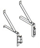 """Mars J0010G-TS 19"""" Clearance Extended Offset Mounting Bracket"""