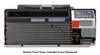 LG LP073CDUC 7100/7300 BTU 13.3 EER PTAC Air Conditioner with Electric Heat - 208/230 Volt