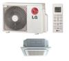 LG LC097HV4 9000 BTU Single Zone Ceiling Cassette Mini Split System