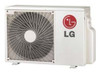 LG LC097HV4 9000 BTU Single Zone Ceiling Cassette Mini Split with Heat Pump, 230 Volt - Energy Star
