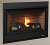 "Superior DRT2033RMP 33"" Direct Vent Fireplace, Rear Vent Merit Series, Liquid Propane, Millivolt Burner"