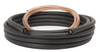 "THS LS5011838 50 Foot Insulated Line Set for Central Air Systems - 3/8"" x 1 1/8"""
