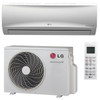 LG LS090HXV 8500 BTU Mega Series Single Zone Mini Split System with Heat Pump - 115V