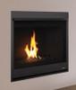 "Superior DRC2033RMP 33"" Direct Vent Fireplace, Rear Vent Merit Series, Liquid Propane, Millivolt Burner"