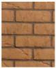 Superior MBLK33B Buff Stacked Brick, Ceramic Brick Liner Kit