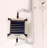 Reznor WS60/85 Horizontal/Vertical Suspended Hydronic Unit Heater, for Hot Water Use