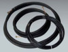 "THS 143815WIRE Line Set with Wire for Ductless Mini Split Air Conditioning Systems - 1/4"" x 3/8"" x 1/2"" Insulation x 15'"