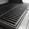 Weber 67010001 Genesis II E-410 Freestanding Gas Grill - Black - NG