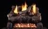 RH Peterson Real-Fyre Evening Fyre Log Set and Vent Free Burner