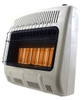 Heatstar HSSVFRD30 30000 BTU Vent Free Radiant Heater with Thermostat and Blower, Choice of Fuel Type
