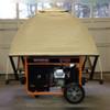 GenTent GT10KB4S 10K Stormbracer Running Cover for Small Frame Portable Generator