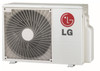 LG LC098HV4 9000 BTU Single Zone Ceiling Cassette Mini Split with Heat Pump, 230 Volt - Energy Star
