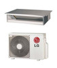 LG LD187HV4 18000 BTU Single Zone Low Static Ducted Ceiling Mini Split System