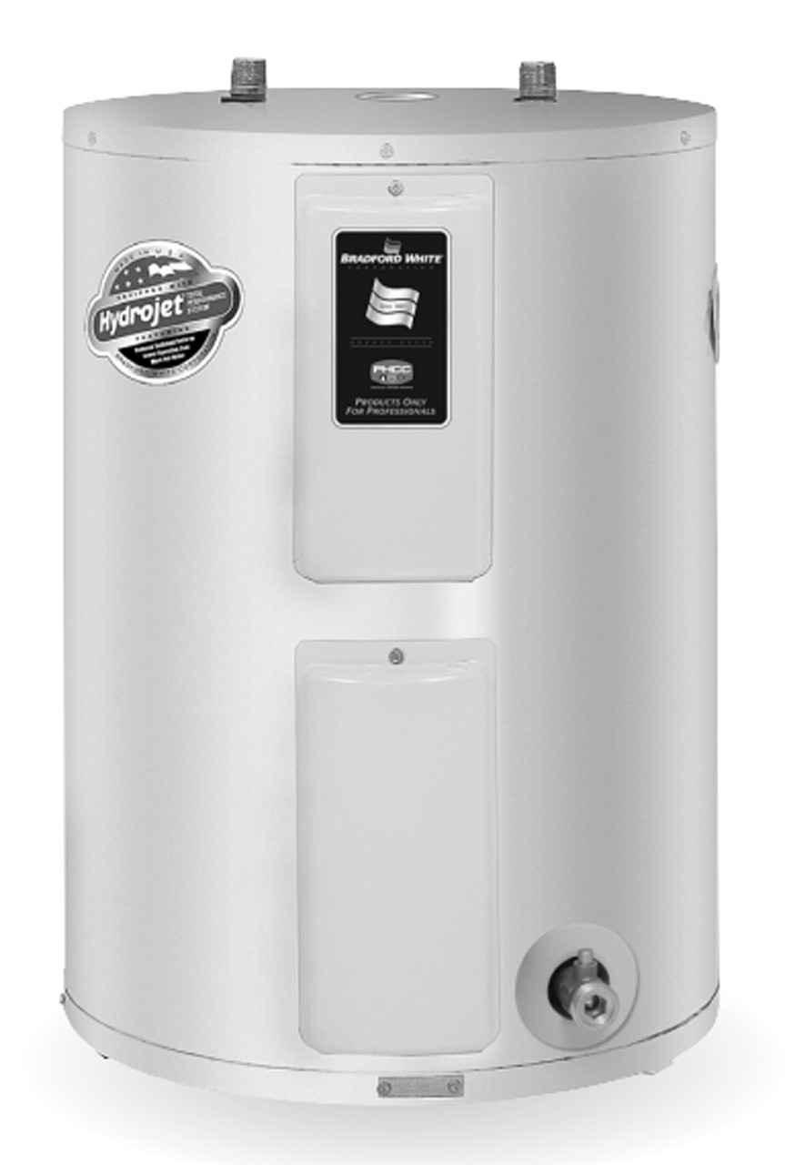 Bradford Water Heater >> Bradford White Re240l61ncww 38 Gallon Lowboy Electric Water Heater