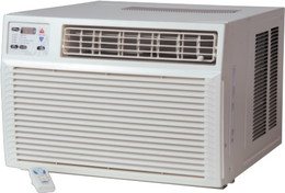 Air Conditioner with Heat - Window & Wall Unit