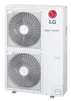 Lg 36000 Btu Flex 4 Zone Mini Split Air Conditioner