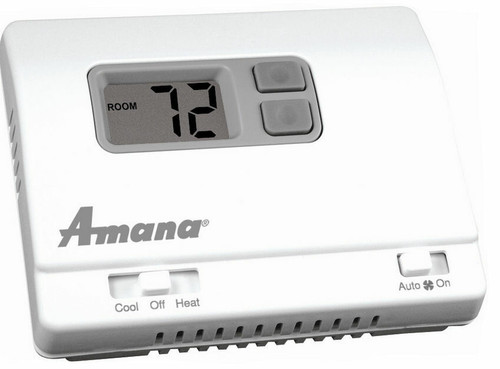Amana 2246002 Non-Programmable Single Stage Wall Thermostat