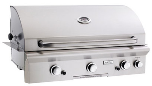"American Outdoor Grill 30PBT-00SP 30"" Built-In Liquid Propane Grill"