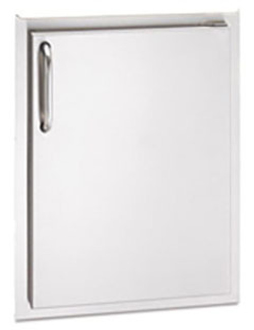 """American Outdoor Grill 24-17-SSDR 24"""" x 17"""" Single Storage Door with Right Hinge"""