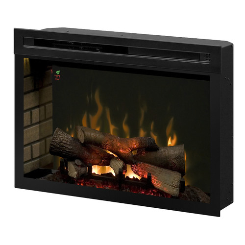 "Dimplex PF2325HL 25"" Multi-Fire XD Electric Firebox with Logs"
