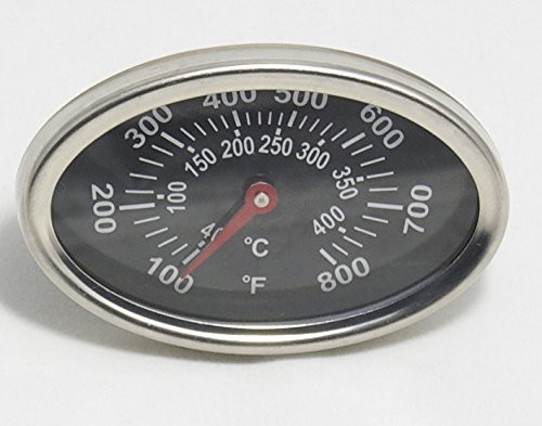 American Outdoor Grill 24-B-10 Grill Thermometer