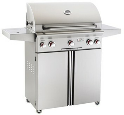 """American Outdoor Grill 30PCT-00SP 30"""" Portable/Freestanding Liquid Propane Grill"""