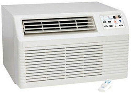 Amana PBE093G35CB 9100 BTU 9.7 CEER, 9.8 EER Thru-the-Wall Air Conditioner with Electric Heat - 208/230V