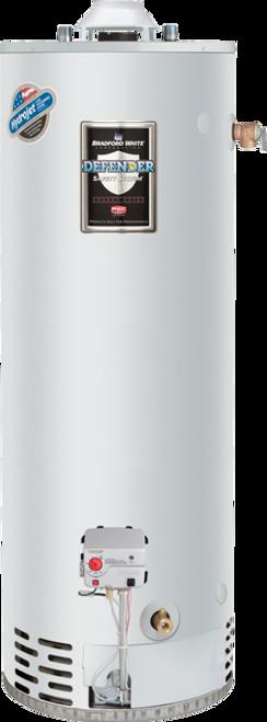 Bradford White RG275H6N 75 Gallon High Input Hot Water Heater, Natural Gas