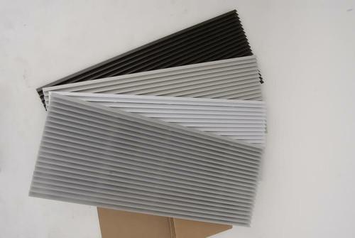"Amana AGK01TB 42"" Extruded Aluminum Architectural Grille - Stonewood"