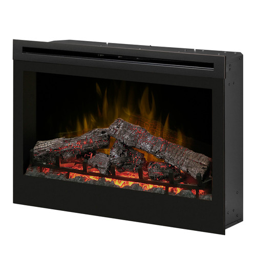 Dimplex DF3033ST 33 Self-Trimming Plug-In Electric Firebox with Logs