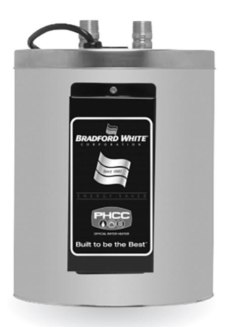 Bradford White RE12U6-1NAL 2 Gallon Electric Utility Water Heater, 120 Volt