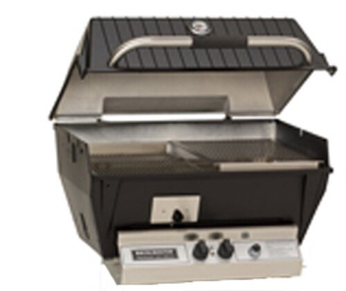 Broilmaster Q3X Qrave Built-In Gas Grill Head/Cooker - Liquid Propane