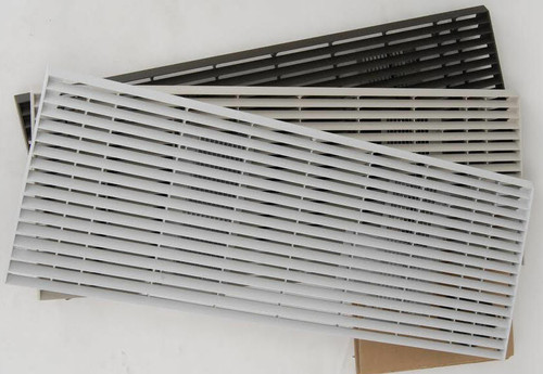 "Amana PGK01WB 42"" One-Piece Injection Molded Grille - White"