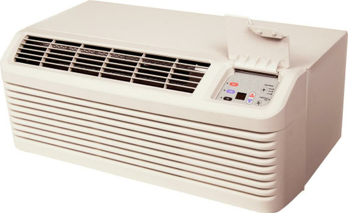 Amana PTH124G35AXXX 12000 BTU PTAC Air Conditioner with Heat Pump - 20 Amp