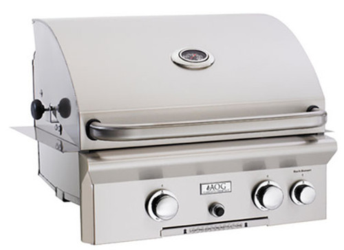 "American Outdoor Grill 24PBL-00SP 24"" Built-In Liquid Propane Grill"