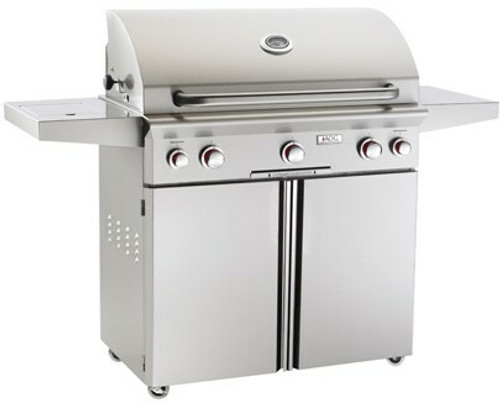 "American Outdoor Grill 36PCT 36"" Portable/Freestanding Liquid Propane Grill with Rotisserie"